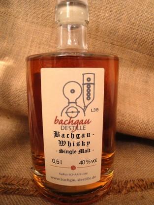 Bachgau Destille - www.deutsche-whiskys.de
