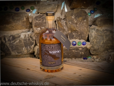Bodensee Whisky 42%vol. 6 Jahre  0,7l