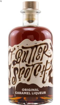 Butterscotch - Original Caramel Liqueur 20%vol.  0,5l