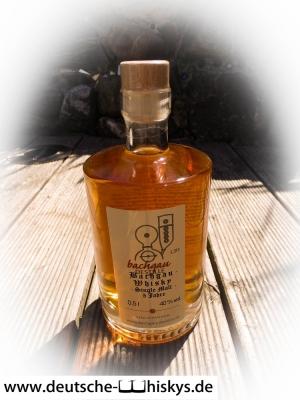 Bachgau-Whisky Single Malt 40% vol.  0,5l