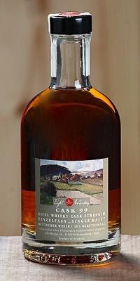Eifel Whisky Cask 99 Single Malt Cask Strength Edition 2019 55,3% 5 Jahre  0,35l