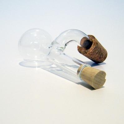 Glasportionierer mundgeblasen 2cl
