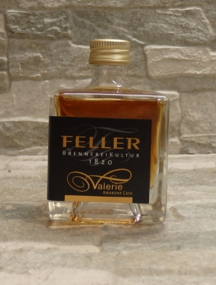 Valerie Single Malt Whisky -Amarone Cask- 46% vol. 0,05l