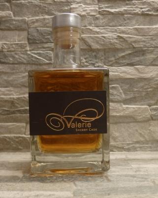 Valerie Single Malt Whisky -Sherry Cask- 46% vol. 0,05l