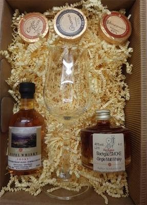 Whisky Geschenkset 6