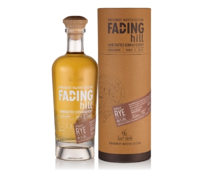 Fading Hill Single Rye Whisky Classic 45%vol. 0,7l
