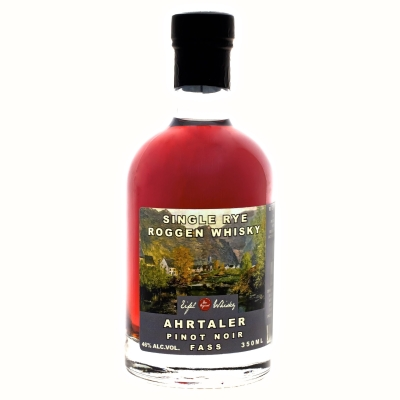 Eifel Roggen Whisky Ahrtaler 5 Jahre, 46%, 0,35l Pinot Noir Finish