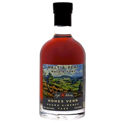 Eifel Whisky Smoky Malt & Rye Hohes Venn 46%, 4 Jahre 0,2l
