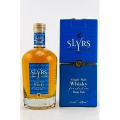 Slyrs Single Malt Rum Cask Finish  46%vol. 0.7l