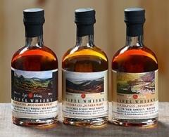 Eifel Whisky Trio Cask Range in Geschenkverpackung 3 x 50ml