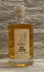 Bachgau-Willi Whisky Single Malt 43% vol. 0,5l