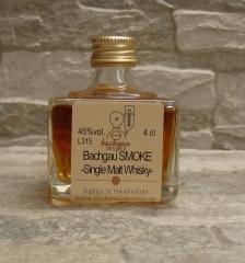 Bachgau-Whisky Smoke Single Malt 46% vol. 0,04l