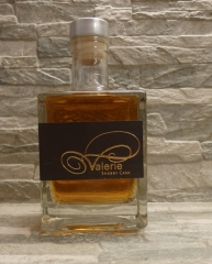 Valerie Single Malt Whisky -Sherry Cask- 46% vol. 0,05l