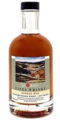Eifel Whisky Signatur Single Rye 50%, 4 Jahre 0,2l