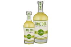 St. Kilian Lime Dog – Limetten-Sahne-Likör. 20% vol  0,5l