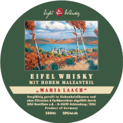 Eifel Whisky Signature Malty Blend Edition Maria Laach 50%, 4 Jahre 0,5l