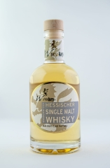 Whesskey® Hessischer Rye-Malt Whisky Jamaica Rum Cask finish 61,8%vol. 0,35l