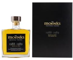 Moenks Single Malt Whisky Private Edition 19 Jahre  0.5l 42.3%vol.
