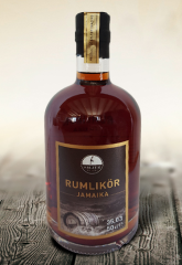 Sylter Trading - Rum Likör Jamaika 35%vol.  0.5l