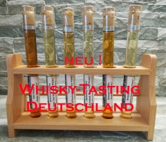 Whisky Tasting-Set Deutschland I  40-46%vol. 0,12l