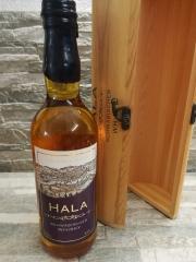 HALA Vatted Grain Whisky 7 Jahre  44%vol.  0,7l