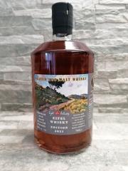 Eifel Whisky 2021 USA Edition - German Duo Malt Peated Whisky 46%vol. 0,7l